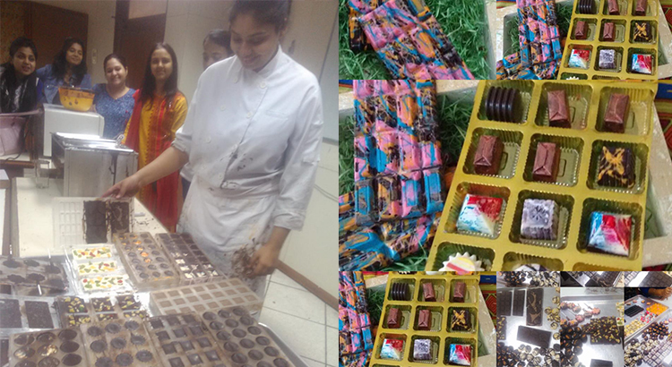 Chocolate Making Business Programme at NIESBUD